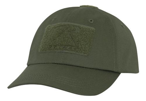 Gorra Rothco Tactica Operator Cap Con Velcros