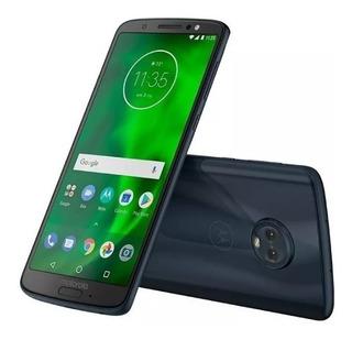 Motorola G6 Plus Xt1926 6gbram 64 Gb Mem Int Dual Sim Olivos