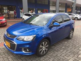 Chevrolet Sonic Lt Aut 1.6 Cc 2018