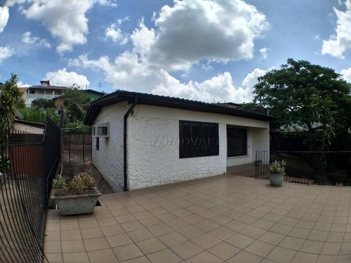 Imagem 1 de 22 de Casa Residencial À Venda, Petrópolis, Novo Hamburgo. - Ca1013