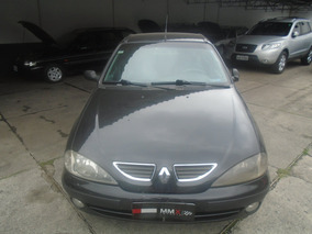 Renault Mégane 1.6 Expression 16v Gasolina 4p Manual