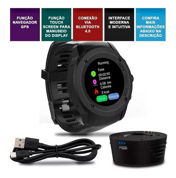 Relogio Multiwatch Plus Sw2 Bluetooth Multilaser - P9080
