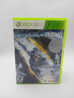 Metal Gear Rising Xbox 360 En Gordito Coleccionables