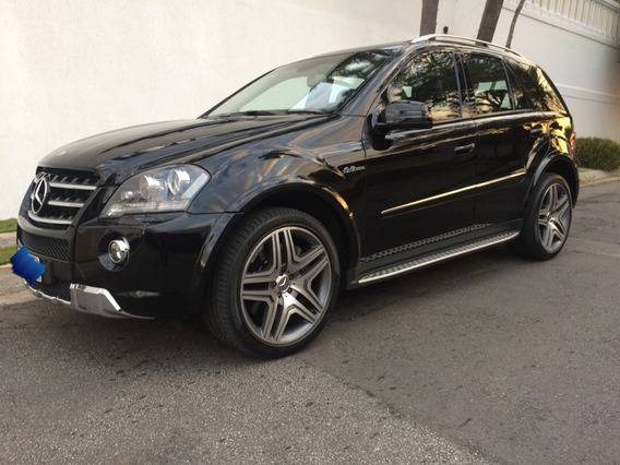Mercedes-benz Classe Ml Blindada (inteira)