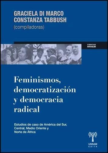 Imagen 1 de 3 de Feminismos Y Democracia Radical, Di Marco, Unsam