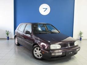 Volkswagen Golf 2.0 Glx Mi 4p 1995
