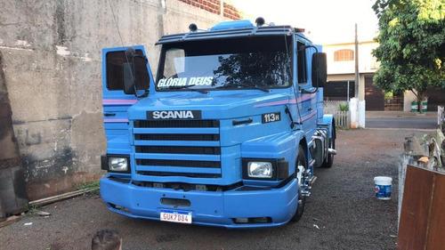Scania 113 Carreta97 13m E Meio Sem Pneu