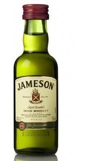 Whiskey Irlandés Jameson 50cc