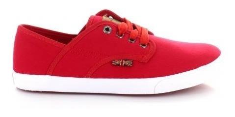 Tenis Para Hombre Pepe Jeans Ac004-c-050457 Color Rojo