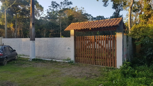 Chácara Em Itanhaém No Gaivota - 0136