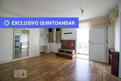 Studio No 6º Andar Com 1 Dormitório E 1 Garagem - Id: 892909011 - 209011