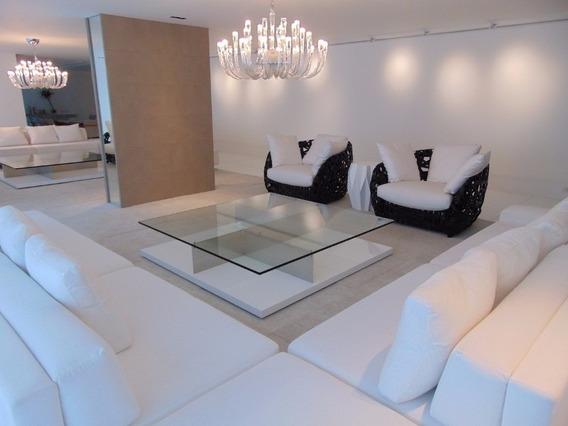 Apartamento-mansão De 800m² Mais Lindo Da Península! Simplesmente Fantástico! - Ap01004 - 33761758