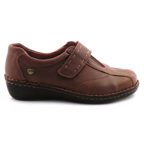 Zapatilla Mujer Cuero Cavatini Zapato Confort - Mczp05064