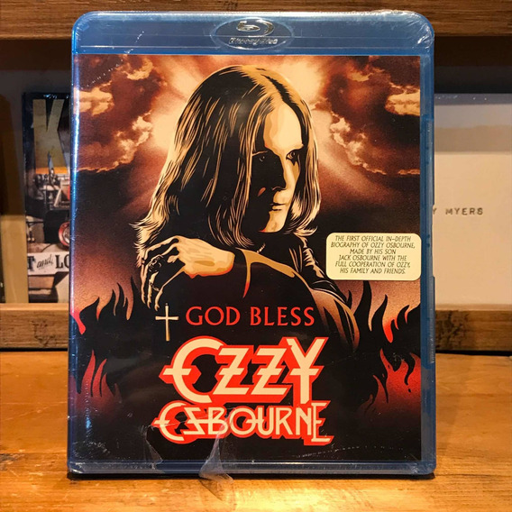 Ozzy Osbourne God Bless Ozzy Osbourne Bluray