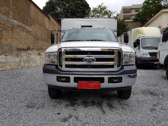 Ford F4000 4x4 Cabine Auxiliar Ano 2015/2016 Ar Condicionado