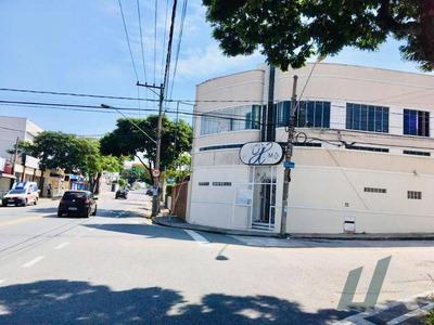 Casa Comercial Para Alugar, 160 M² Por R$ 2.800/mês - Jardim Santa Rosália - Sorocaba/sp - Ca0496