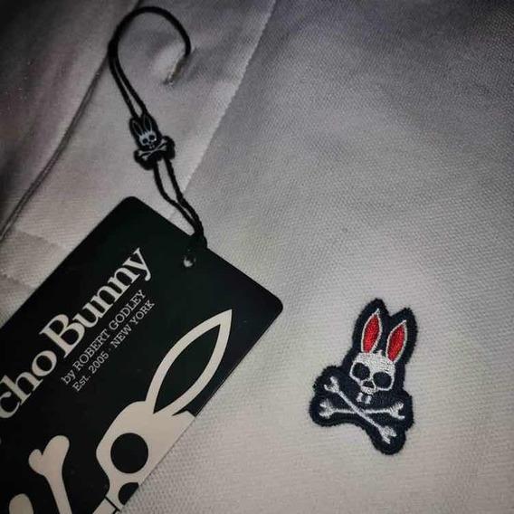 Polo Psycho Bunny Original Y Nueva