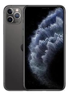 Apple iPhone 11 Pro Max Dual Sim 64gb Gris Espacial 4gb Ram