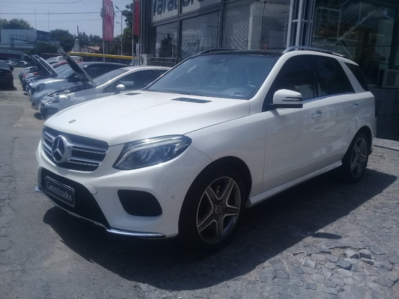 Mercedes Benz Clase Gle400 2017 3.0 Sport 4matic San Miguel