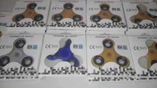 Lote 20 Fidget Spinner Mexico Empresas Juguete Envio Gratis