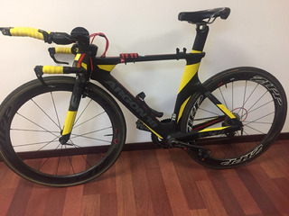 Bicicleta De Triatlon Argon18 E118