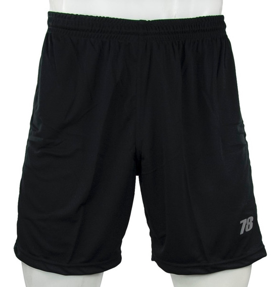 Short Thiago Negro 78