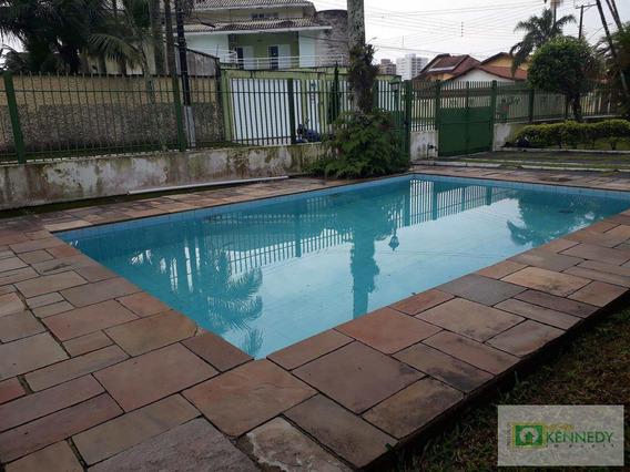 Casa Com 4 Dorms, Flórida, Praia Grande - R$ 400 Mil, Cod: 14877847 - V14877847