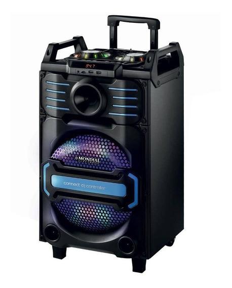 Caixa Amplificadora Mondial 240w Rms Cm-09 - Bivolt