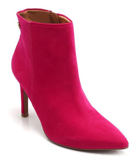 Bota Vizzano Nobuck Glam Pink 3049.219.14220