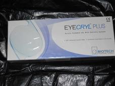 Lente Intraocular Marca Biotech, Eyecryl Plus