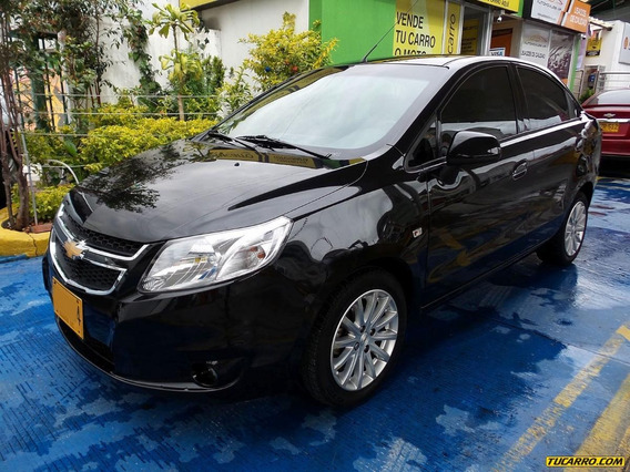 Chevrolet Sail Ltz-mt 1.4cc Limited