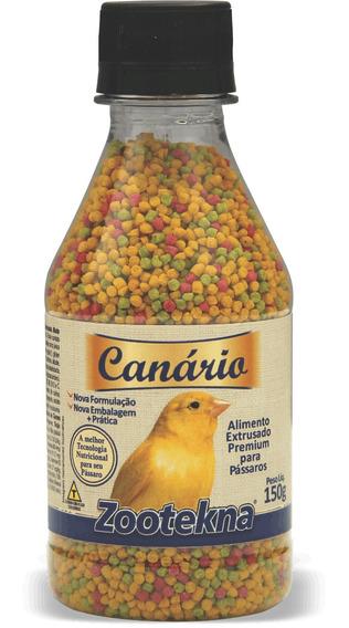 Alimento Extrusado Premium Para Canário - 150 G