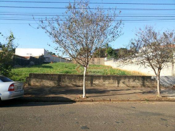 Imóvel Em Piracicaba, Terreno Residencial À Venda, Chácara Nazaré - Te0068