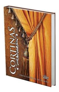 Libro Enciclopedia De Diseño De Cortinas 1 Tomo
