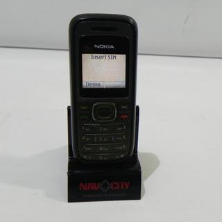 Nokia 1208 C/ Carinhas Desbloqueado Otimo Sinal - Usado