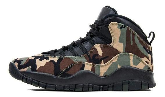 Halar demandante Cereza  Zapatos Jordan Retro 10 | MercadoLibre.com.ve
