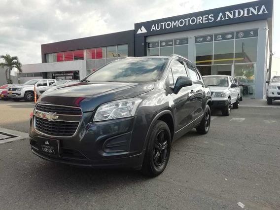 Chevrolet Tracker Ls Mecanica 2014 1.8 Fwd (239)