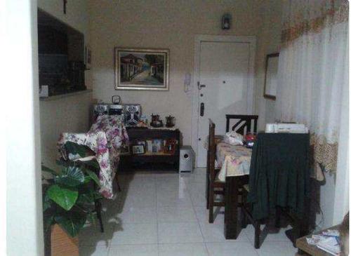 Imagem 1 de 16 de Apartamento Com 2 Dorms, Centro, São Vicente - R$ 280 Mil, Cod: 339 - V339