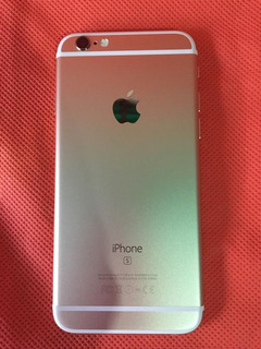 iPhone 6s Color Gold De 16 Gb Sin Detalles