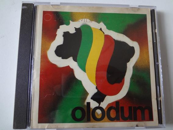 Olodum - O Movimento (cd)