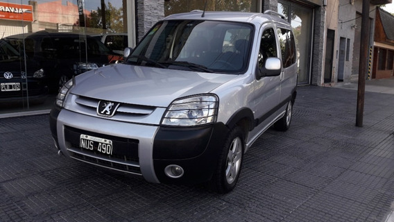 Peugeot Partner Patagonica Hdi 1.6 Vtc Plus Año 2014 Gris
