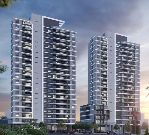 Imagem 1 de 16 de Apartamento Residencial Para Venda, Vila Guarani (zona Sul), São Paulo - Ap6946. - Ap6946-inc