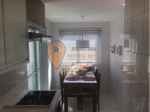 Imagem 1 de 15 de Apartamento Para Venda Em Rio De Janeiro, Barra Da Tijuca, 3 Dormitórios, 1 Suíte, 3 Banheiros, 2 Vagas - V01795_1-1937557