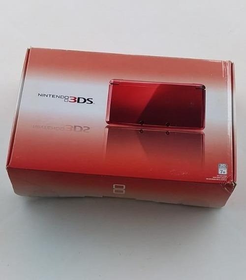 Nintendo 3ds Americano Original Na Caixa