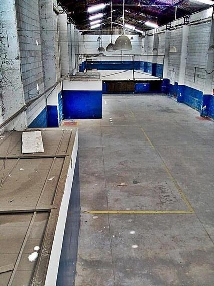Galpão Em Macuco, Santos/sp De 800m² Para Locação R$ 10.000,00/mes - Ga332599