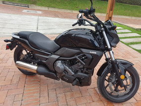 Vendo Moto Honda Ctx 700 Sistema Dual Cluthc