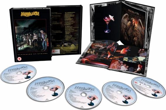 Marillion - Clutching At Straws 4cd + Blu Ray