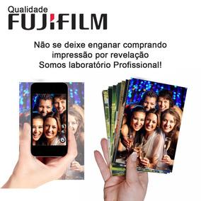 Revelação De Fotos 100 10x15 + 1 20x30 + 2 30x40 Fuji