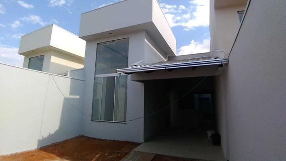Casa 3 Quartos Minha Casa Minha Vida - 1129