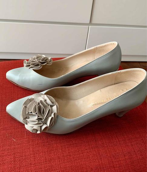 Zapatos Josefina Ferroni Noche / Fiesta Talle 40 Oportunidad
